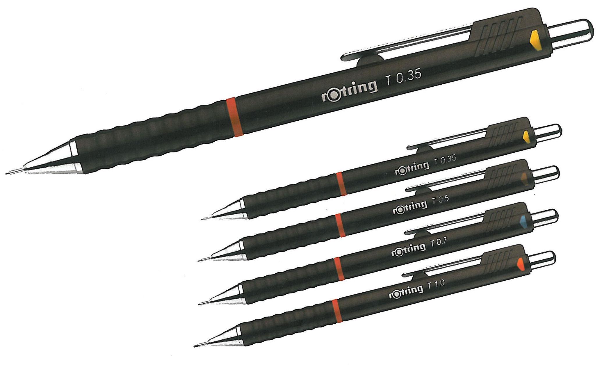 Механические карандаши Rotring T
